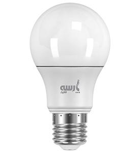 لامپ حبابی پارسه شید 9 وات
